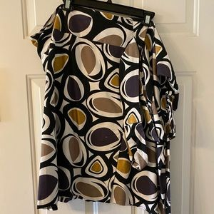 NWT size 28 lane Bryant skirt